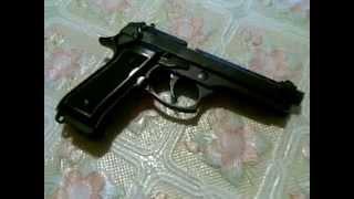 Обзор BLOW Magnum Mod. F92 - Фильм 2