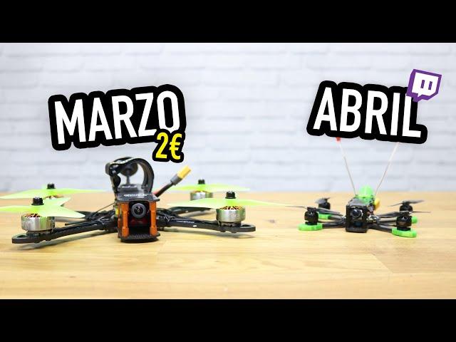 MARZO/ABRIL: desde 2€ y suscriptores TWITCH [🎁 SORTEO EXTRA]