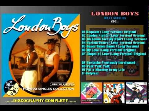 LONDON BOYS - MY LOVE  (LONG VERSION) ORIGINAL