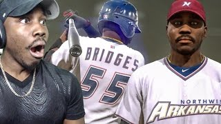 HITTING HOME RUN OUT OF THE PARK! MLB The Show 17 Road to the Show Gameplay Ep. 4