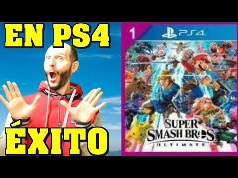 ¡SMASH BROS ULTIMATE SALE EN PS4 CON GRAN ÉXITO! - Sasel - Tiendas game - vandal - playstation thumbnail