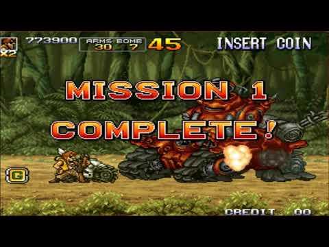 Metal Slug 5 Shotgun
