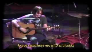 Elliott Smith / Heatmiser - Plainclothes Man (live) (subtítulos español)