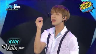 [HOT] KNK - Rain, 크나큰 - 비 Show Music core 20170729