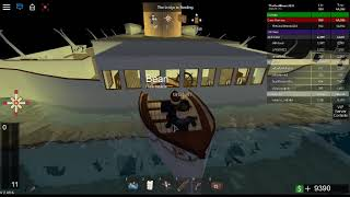 Roblox Titanic Part 1: Sinking To Split