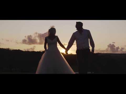 Lanhydrock Golf Club Wedding Video Brian + Mel