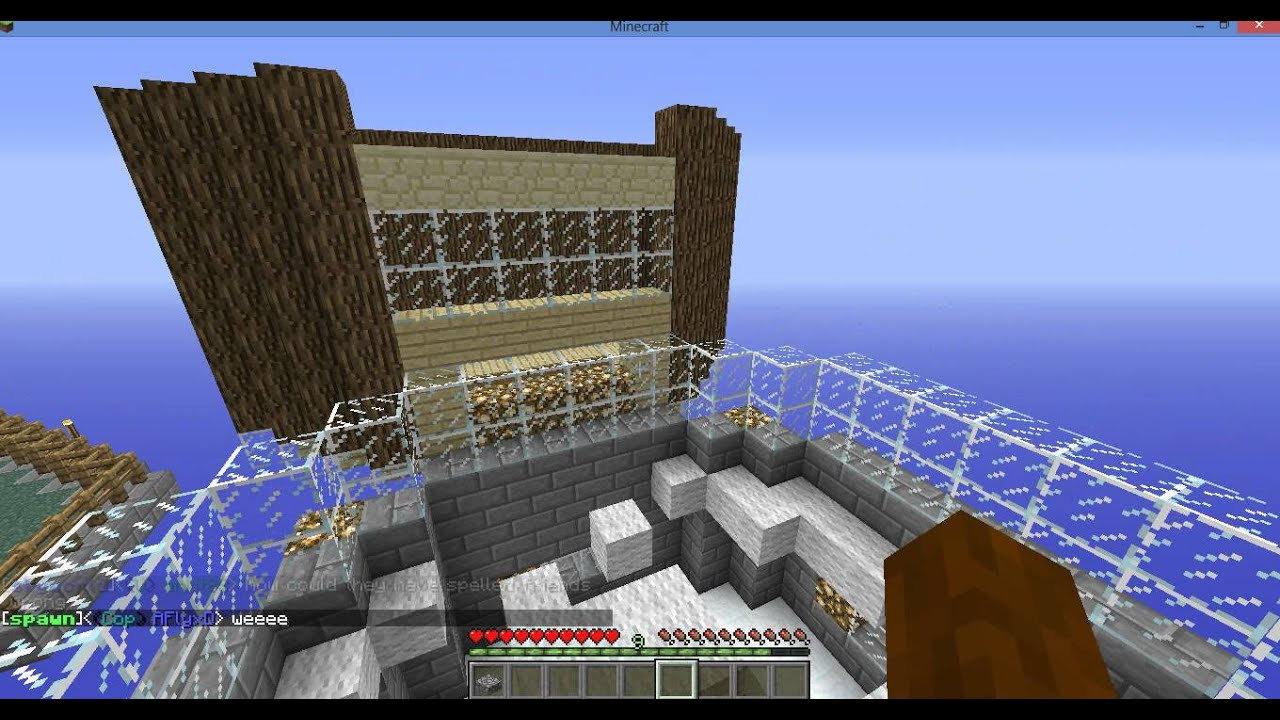 Minecraft 1 5 Cracked SkyBlock Survival Server Non