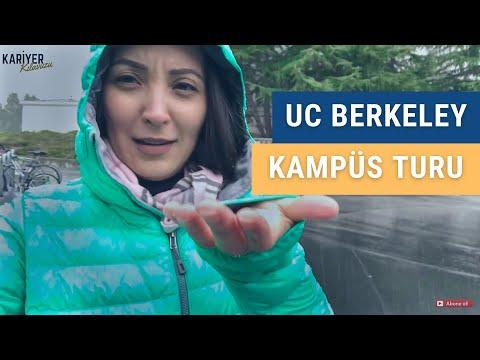 UC Berkeley Kampus Turu  San Francisco
