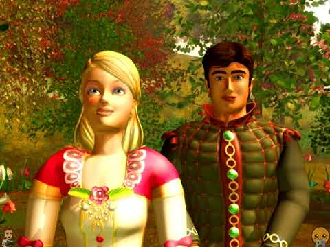 Barbie in the 12 Dancing Princesses (2006, PC) - Game Longplay