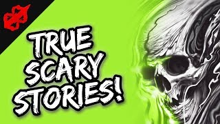 4 Scary Stories | True Scary Stories | Reddit Let's Not Meet