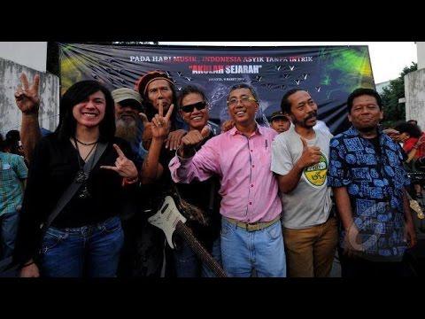 KEREN MAS TONY Q RASTAFARA, DIRGAHAYU INDONESIA, ALBUM AKULAH SEJARAH