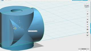 123D Design   Atriculated joint Tutorial