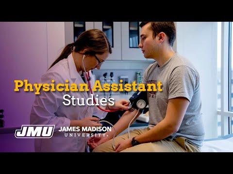 JMU Physician Assistant Program Mp3