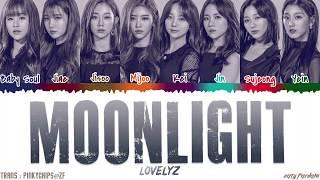 LOVELYZ - 'MOONLIGHT' [QUEENDOM FINAL] Lyrics [Color Coded_Han_Rom_Eng]