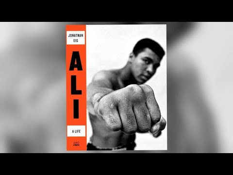 """Ali"" author on painting a ""real"" picture of the legendary boxer"