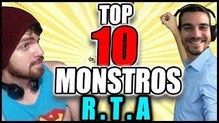 Baixar #3º Capítulo - TOP 10 MONSTROS PARA R.T.A - ASSISTA NA VELOCIDADE 1,5X !