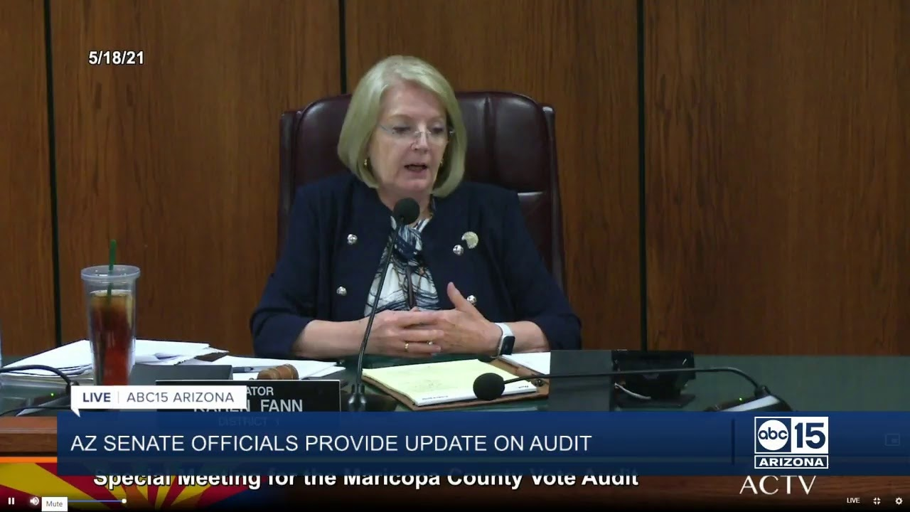 Nearly 11 months after election, Arizona Senate to get report on ...