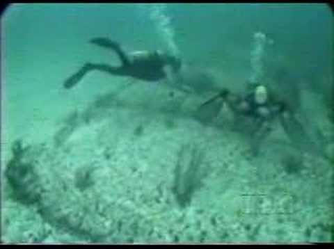 The Road of Bimini in the Bermuda Triangle - YouTube