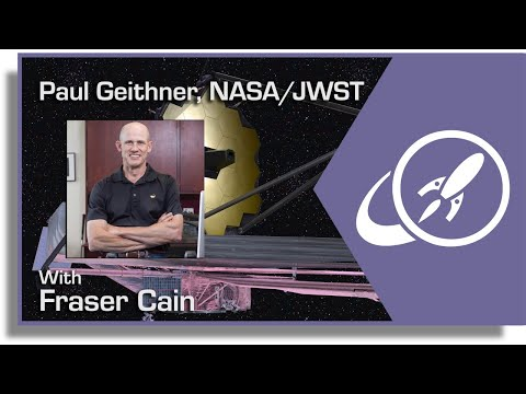 Open Space 53: Live QA With Paul Geithner From James Webb