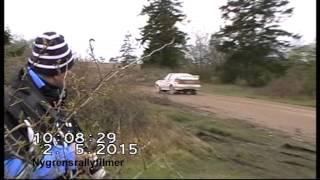 Rally Gotland 2015