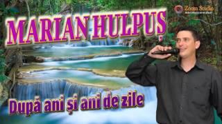 MARIAN HULPUS - DUPA ANI SI ANI DE ZILE