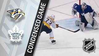 02/07/18 Condensed Game: Predators @ Maple Leafs