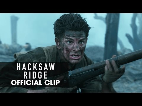 "Hacksaw Ridge 2016  Movie   – ""Rescue"""