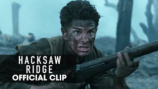 "Hacksaw Ridge (2016 - Movie) Official Clip – ""Rescue"""
