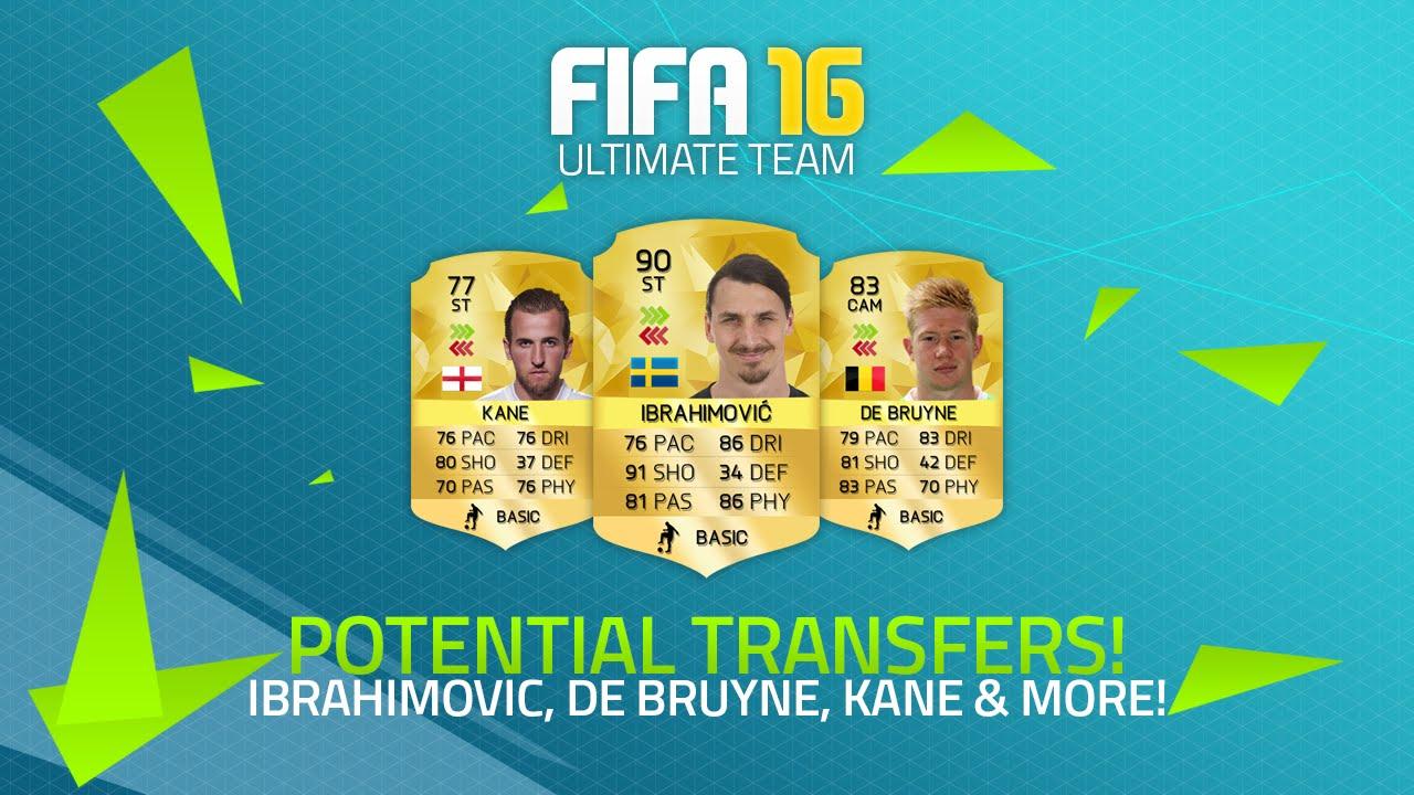 potential fifa 16