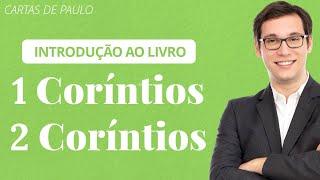 ???? Introdução ao Livro de 1 Coríntios - Pr. Leandro Lima