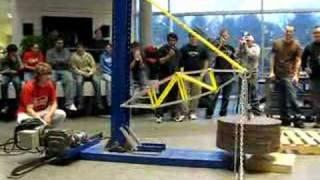 Rowan Crane Project 2007 - Group 3.1