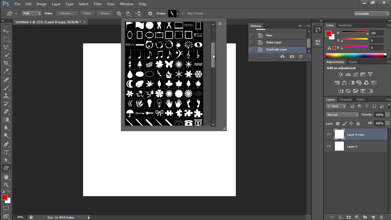 pixel mask in photoshop cs6