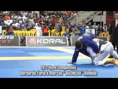 Bernardo Faria - Half-Guard Highlight