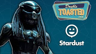 THE PREDATOR 2018 MOVIE STARDUST APP REACTIONS - Double Toasted Reviews