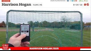 Harrison Hogan Baseball Skills Video