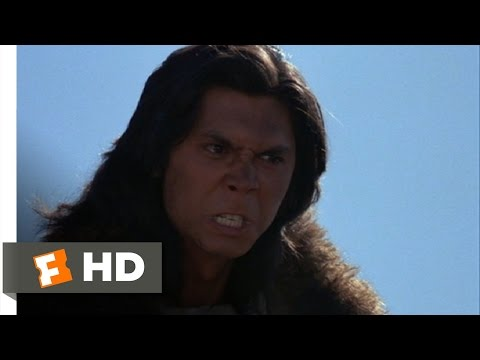 Young Guns (8/10) Movie CLIP - Chavez's Vision (1988) HD