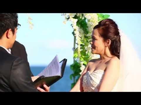 Bjorn Jovy Wedding Ceremony