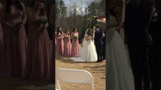 Mikayla Perez & Riley Westbrook Wedding Ceremony
