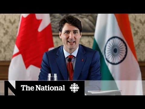 Trudeau's India trip starts to make progress