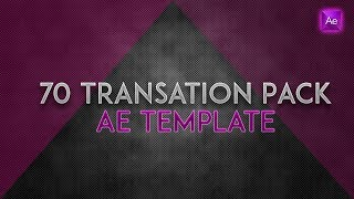 Transitions After Effects Template Free