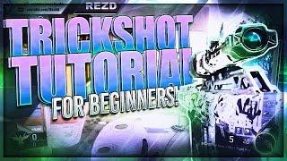 BO3: Trickshot Tutorial for Beginners!