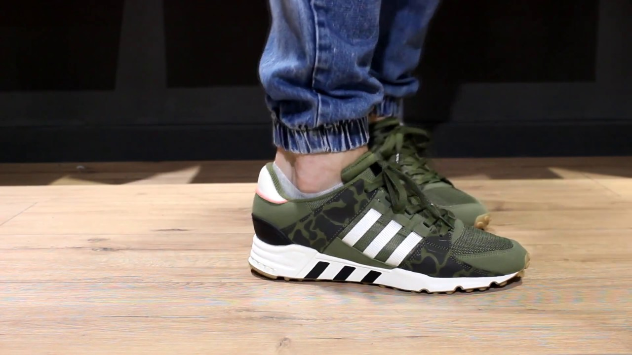 Adidas Equipment 'EQT' Support 93 17 Milled Leather Review and On
