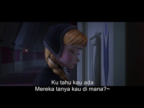Nak Tak Bina Orang Salji dengan lirik - Frozen HD