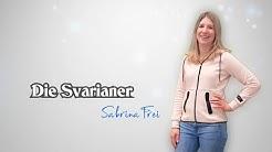 Die Svarianer: Sabrina Frei