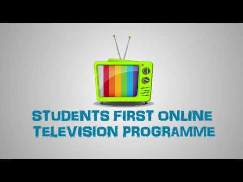 Students First Online Television Programme