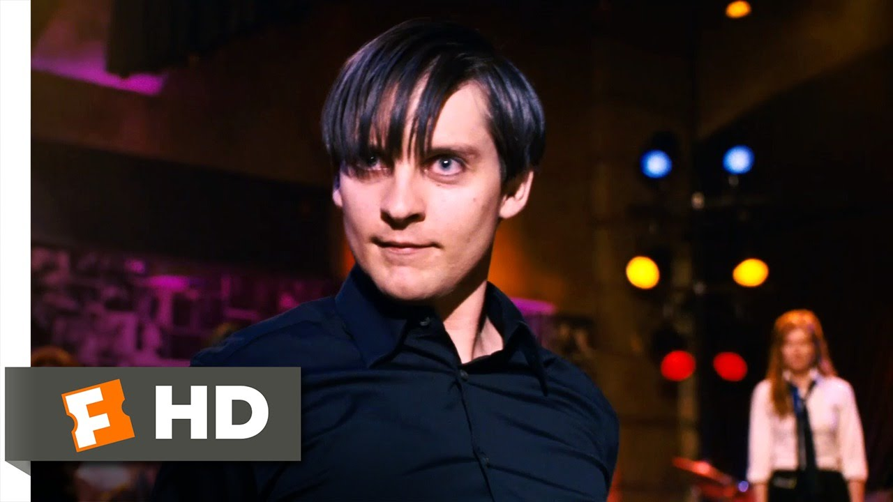 spider-man 3 (2007) - jazz club dance scene (6/10) | movieclips