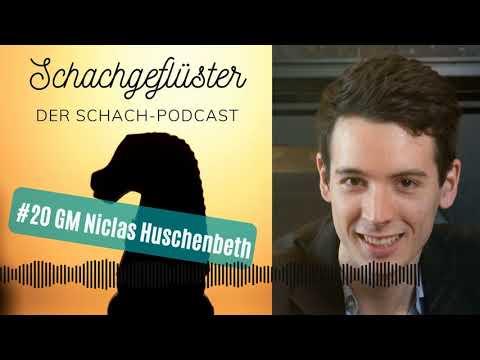 Der Deutsche Meister (GM Niclas Huschenbeth)