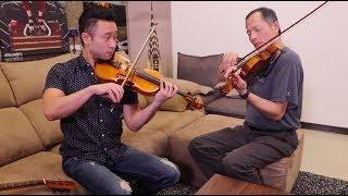 Sam Lin很久沒有跟Sam爸現場玩音樂了【Sam Lin x Sam爸】