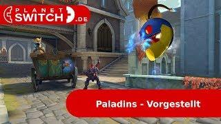 Paladins (Switch) - Vorgestellt