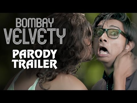 Bombay Velvet Trailer Spoof   Hindi Comedy Video   Pakau TV Channel